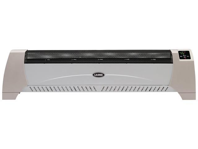 LASKO 5620 Digital Low-Profile Silent Room Heater