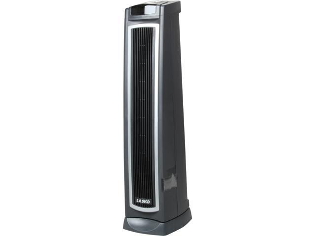 LASKO 5571 Digital Ceramic Tower Heater with Electronic Remote Control