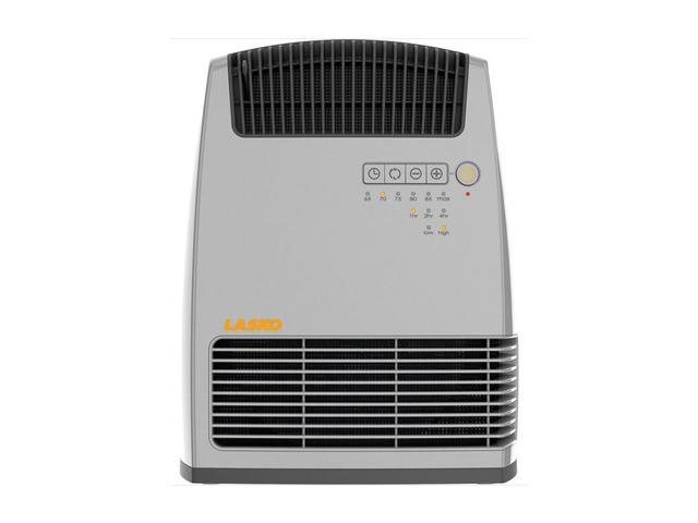 LASKO 6251 Electronic Fan-Forced Heater with Warm Air Motion Technology