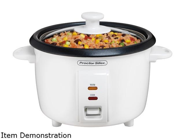 Proctor Silex 37534NR 8 Cups Rice Cooker