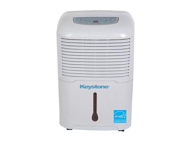 Keystone KSTAD70A Dehumidifier White
