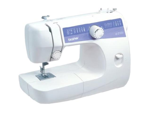 BROTHER LS2125I Full size, lightweight, portable sewing machine, great for alterations and everyday sewing