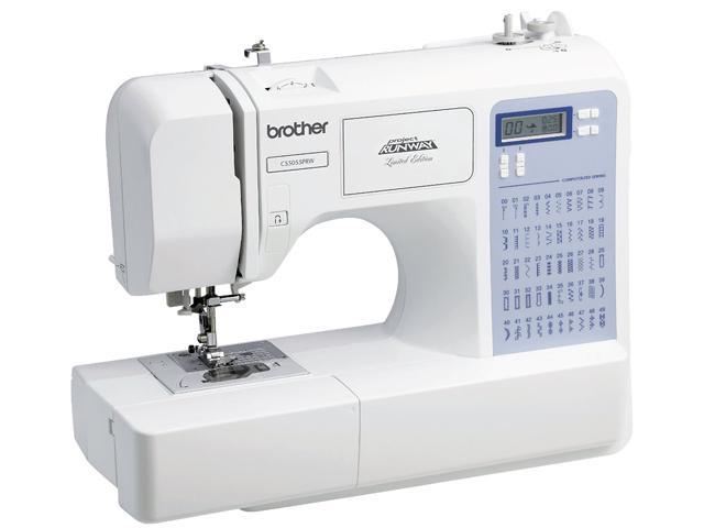 project runway limited edition sewing machine