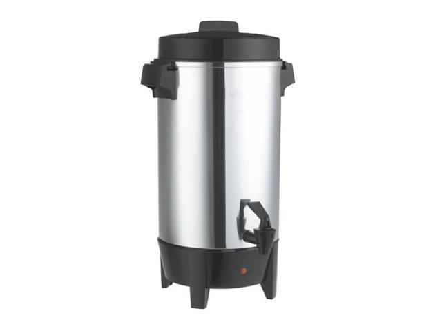 West Bend 58002 Silver Residential 42 Cup Coffee Urn