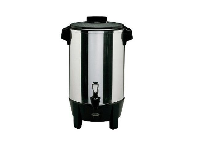 West Bend 58030 Stainless steel Polished Urn