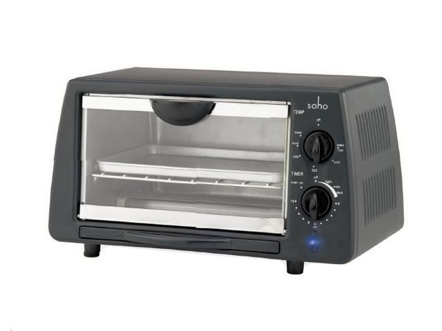 West Bend Shto100 Black Toaster Oven Newegg Com