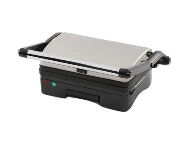 West Bend 6113 Silver Grill & Panini Press
