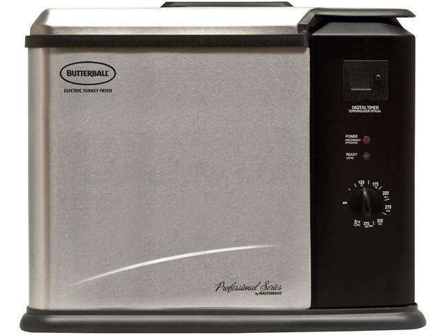Masterbuilt 23010811 Extra-Large Indoor Electric Turkey Fryer Bundle
