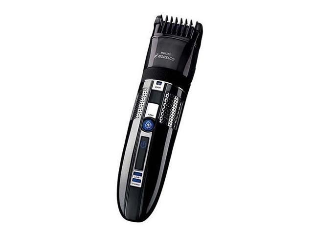 Norelco T980 Vacuum beard trimmer Turbo vacuum power