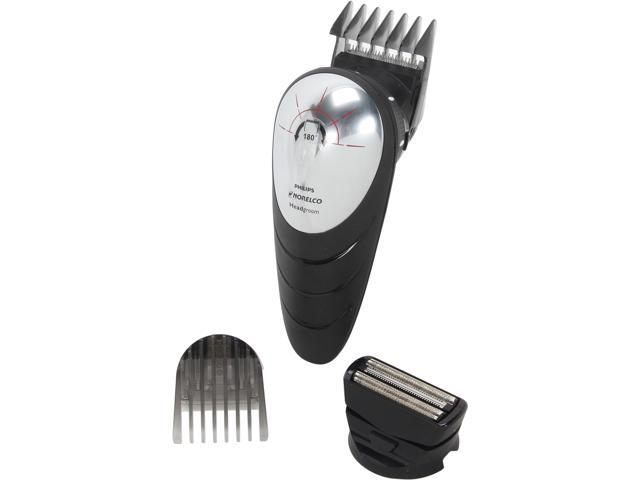 Philips Norelco QC5580/40 Do-It-Yourself Clipper with Head Shave Attachment