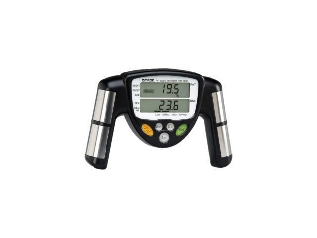 OMRON HBF-306C Fat Loss Monitor - Black