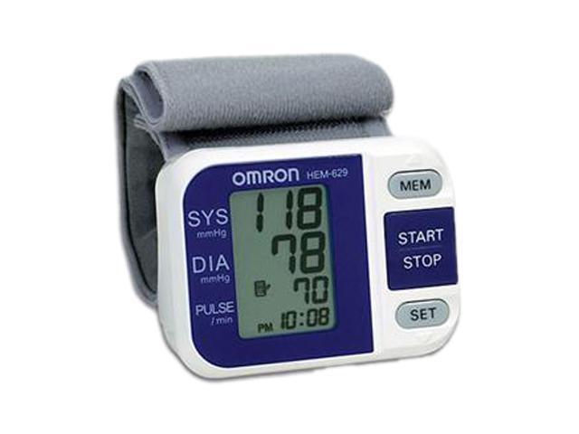 Omron HEM-629 Blood Pressure Monitor