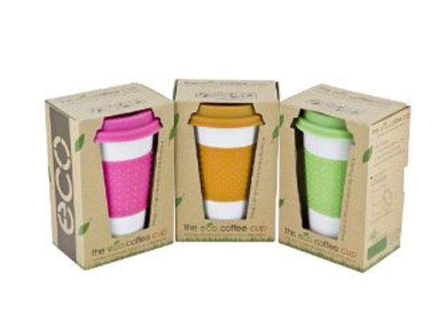 SmartPlanet OCIE8 Porcelain Eco Cup Set