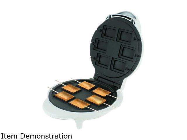 Smart Planet PTS-1 White Pop Tarts Mini Pies on a Stick Maker