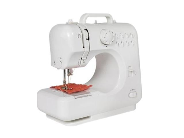 Michley LSS505 Desktop Sewing Machine 8 Utility Stitch Functions