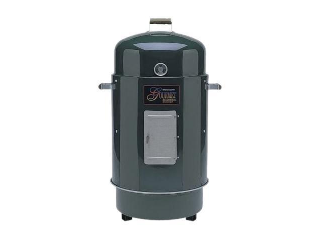 Brinkmann Gourmet Charcoal Smoker & Grill 852-7080-E Green