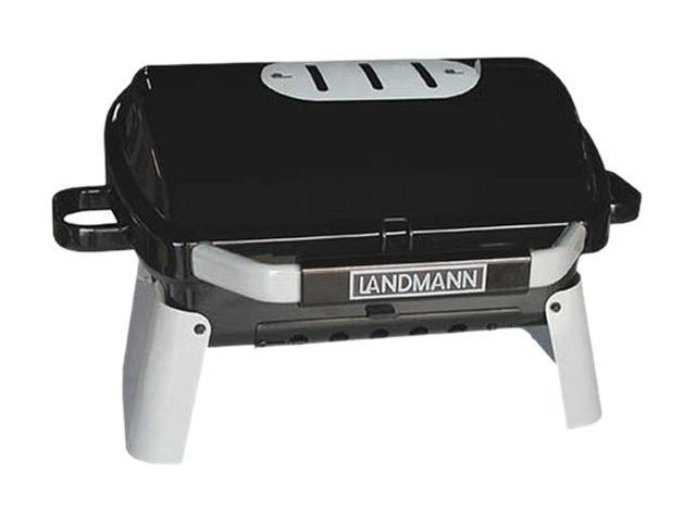 Landmann Table Top Grill 610101 Black and gray