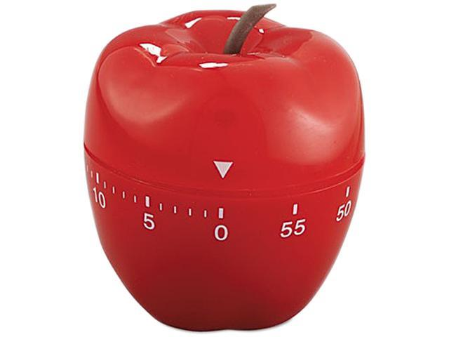 """Baumgartens 77042 Shaped Timer, 4"""" Dia., Red Apple"""