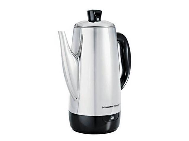 Hamilton Beach 40616 Stainless steel 12 Cup Percolator