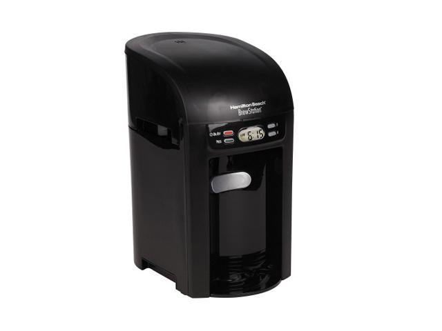 Hamilton Beach 48274 Black BrewStation 6 Cup Coffeemaker