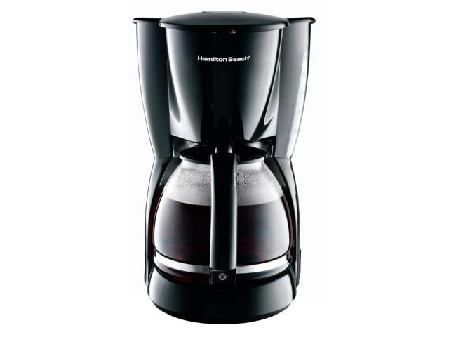 Hamilton Beach 49316 Black 12-Cup Coffeemaker