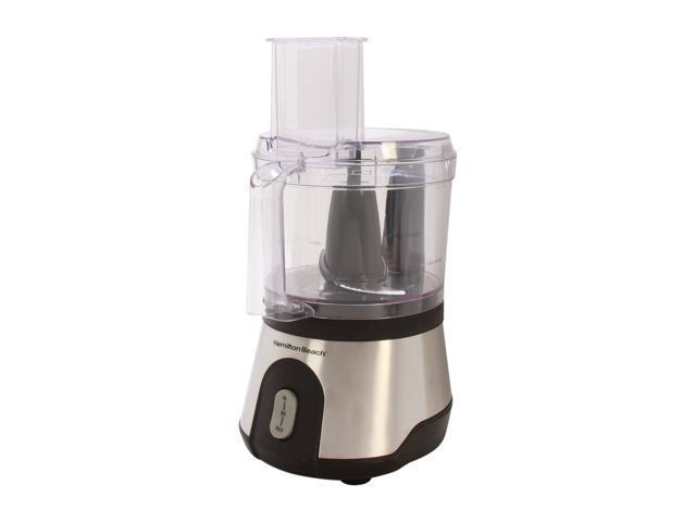 Hamilton Beach 70760 Silver 10 Cup Food Processor