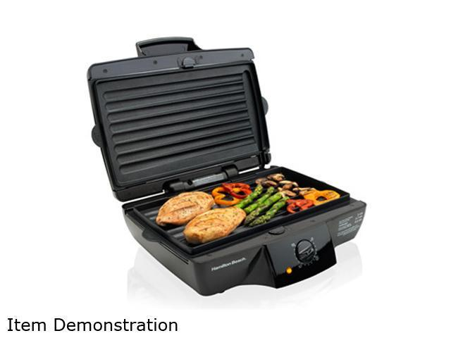 Hamilton Beach Indoor Grill with Removable Grids - Extra Large 25325 ...