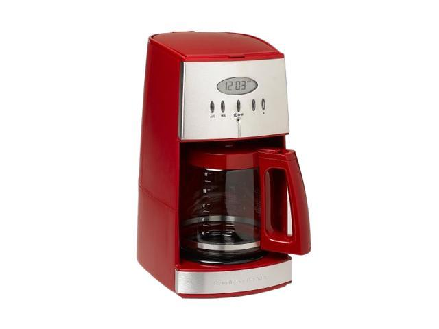 Hamilton Beach 43253R Stainless steel ensemble 12 Cup Coffeemaker