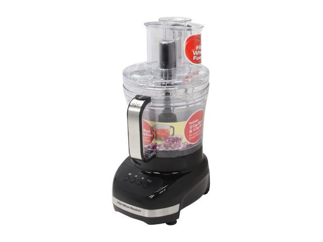 Hamilton Beach 70580 Big Mouth Duo Plus 12 & 4 Cups Food Processor