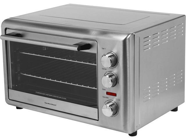 Hamilton Beach Kitchen Countertop Convection Oven Model 31103