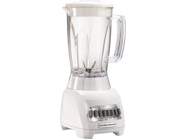 Hamilton Beach 50126 48 oz. Jar Size 10 Speeds Blender