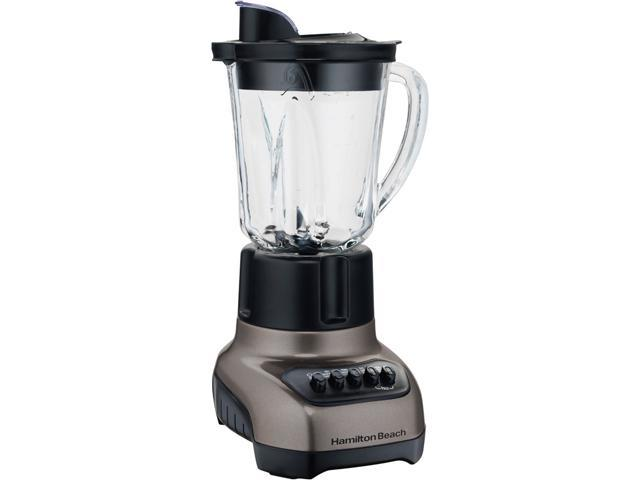 Hamilton Beach 54225 40 oz. Jar Size Wave Power Blender with 40 oz. Glass Jar