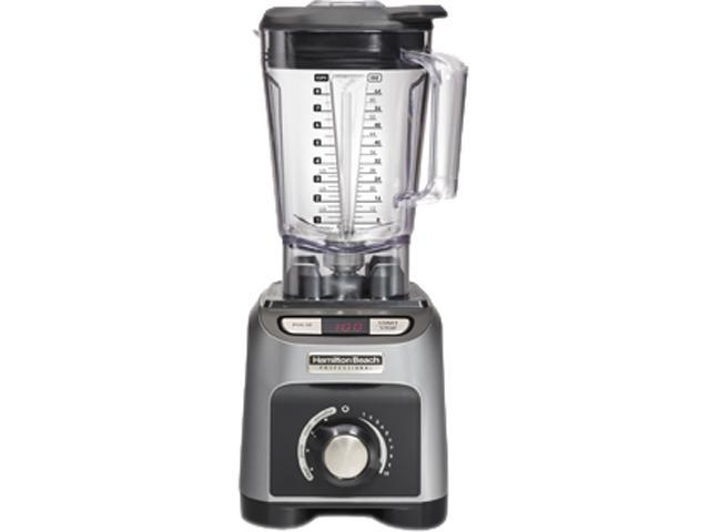Hamilton Beach 58850 64 oz. Jar Size Professional 1800 Watts Peak Power Blender with Programs