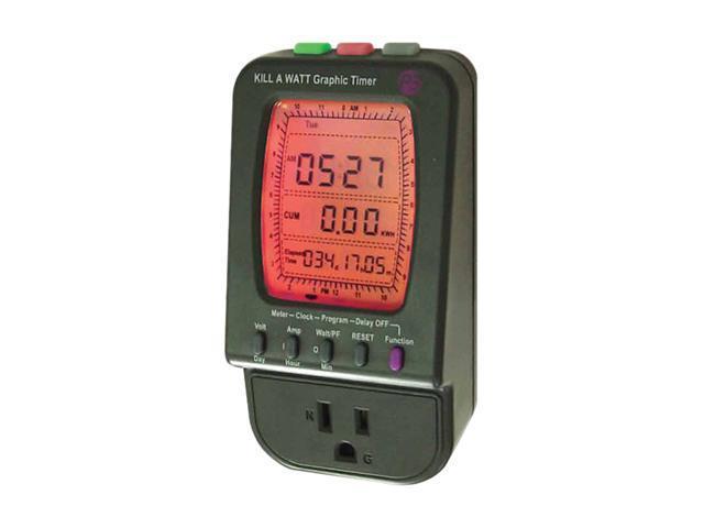 P3 International P4480 Kill-A-Watt Electricity Usage Monitor