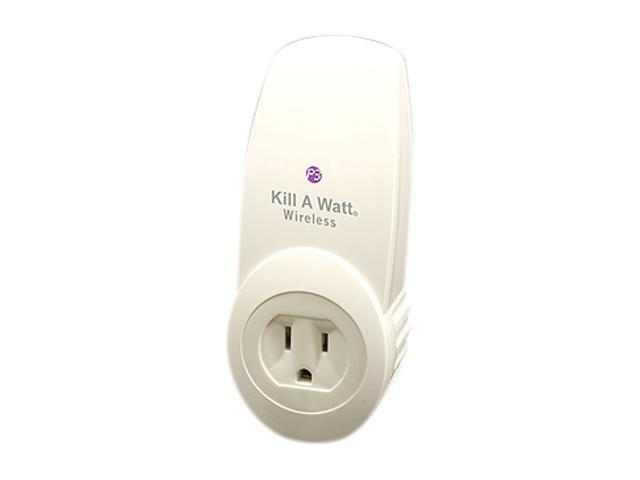 P3 INTERNATIONAL P4220 Kill-A-Watt Wireless Electricity Sensor
