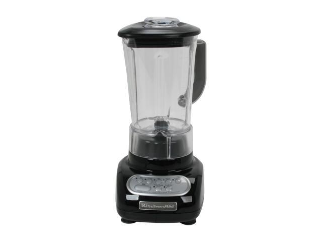 KitchenAid KSB560OB Onyx Black 56 oz. Polycarbonate Pitcher Blender