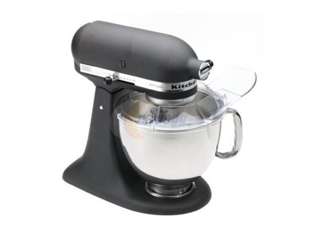 KitchenAid KSM150PSBK Artisan Series 5-Quart Tilt-Head Stand Mixer Imperial Black