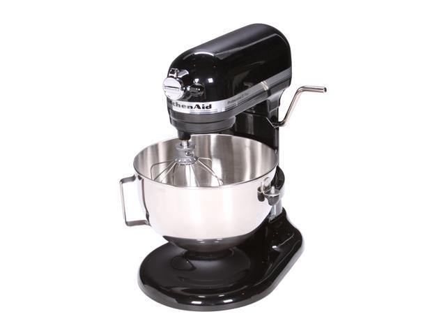 KitchenAid KV25G0XOB Professional 5 Plus Series Stand Mixer Black