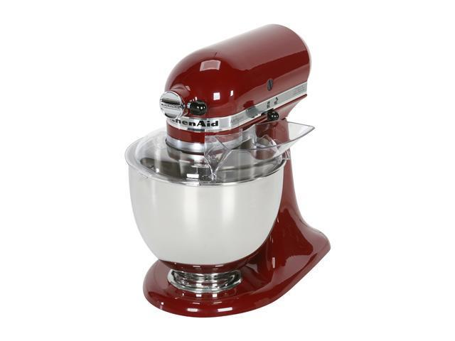 KitchenAid KSM150PSGC Artisan Series 5-Quart Tilt-Head Stand Mixer Gloss Cinnamon