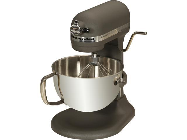 KitchenAid KV25GOXGR Professional 5 Plus Series Stand Mixer Imperial Grey