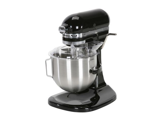 KitchenAid KSM500PSOB Pro 500 Bowl-Lift Stand Mixer Onyx Black