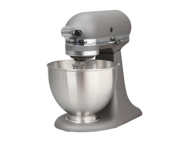 KitchenAid KSM95GR Ultra Power Tilt-Head 4 ½ Quart Stand Mixer Gray