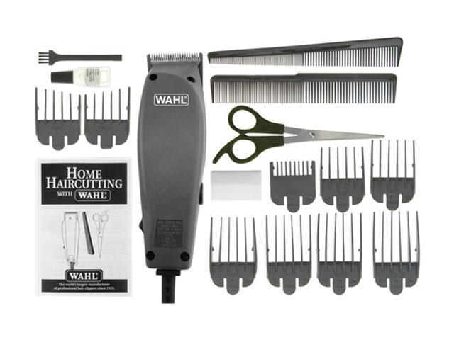 WAHL 9633-1601 16pc Home Cut Complete Haircutting Kit