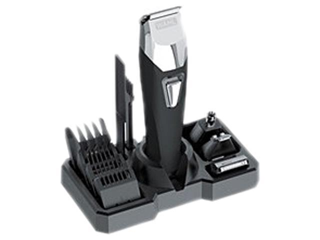 WAHL 09860 1701 Grooming Pro Kit Rechargeable Lithium Ion