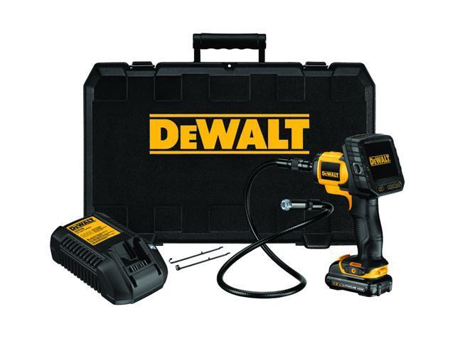DEWALT DCT410S1 12V MAX 17mm Inspection Camera Kit