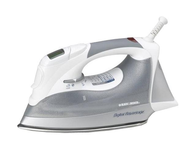 Black & Decker D2030 Digital Iron