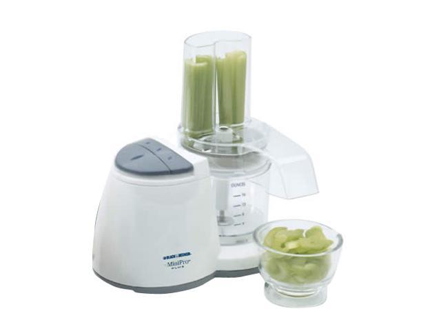 Why Can T Select Food On Food Processor
