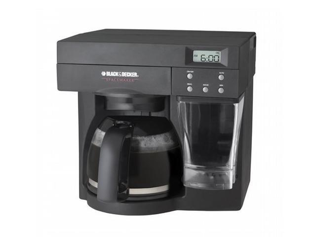 Black And Decker Spacemaker Coffee Maker Parts : Black & Decker ODC440B Black Spacemaker 12 Cup Coffee Maker - Newegg.com