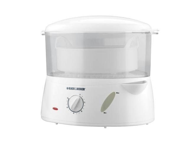 Black & Decker HS1000 Handy Steamer & Rice Cooker