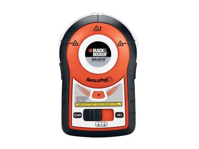 Black & Decker BDL170 Bullseye Auto Leveling Laser with ANGLEPRO